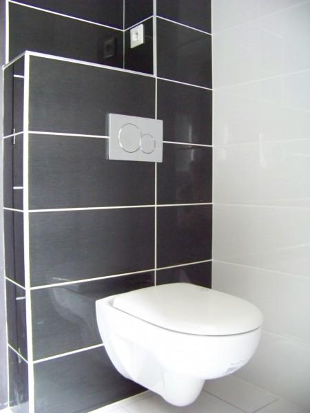 SARL Forté Plombier Chauffagiste. WC suspendu