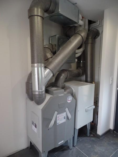 SARL Forté Plombier chauffagiste. VMC double flux